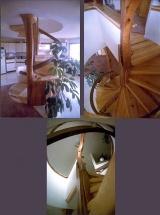 Wood's Home Stairway