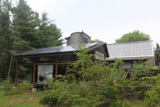Studio /Foundry with Solar