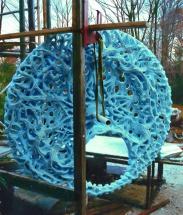Beginning Styrofoam Mockup